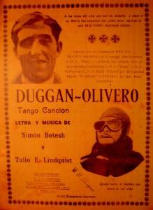 DUGGAN-OLIVERO   TANGO CANCION