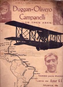 Duggan, Olivero, Campanelli (Los tres ases)