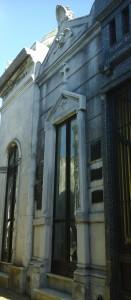 Panteón Cementerio Recoleta 1