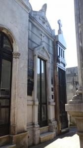Panteón Cementerio Recoleta 2