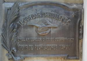 Panteón Cementerio Recoleta 6