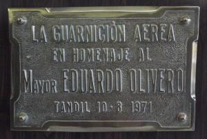 Placa Edificio Olivero