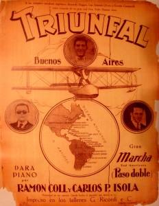 TRIUNFAL   GRAN MARCHA   PASO DOBLE