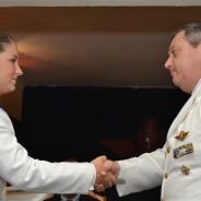 Premio «Mayor Eduardo Olivero» en el egreso de la Escuela de Aviación Militar