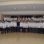 Premio «Mayor Eduardo Olivero» en el egreso de la Promoción LXXXIII de la EAM