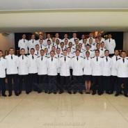 Entrega del Premio «Mayor Eduardo Olivero» en el egreso de la Escuela de Aviación Militar
