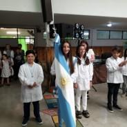 Entrega de distinciones «Mayor Eduardo Olivero» en el egreso de la Escuela Nº 53